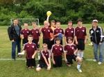 Helmsmen 6th grade tournament team
