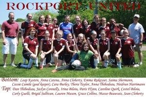 Rockport UnitedNew