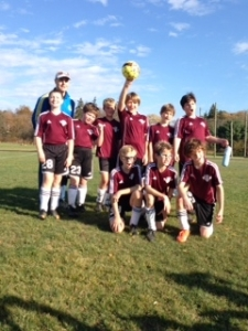 Navigators Fall 2013 U12 Travel Boys